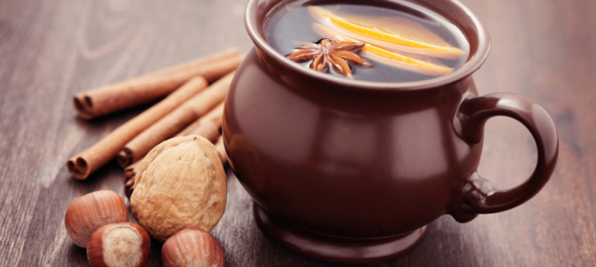 A Holiday Favorite: Mulled Wine